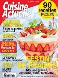 magazine cuisine actuelle cuisine actuelle n 305 mi 2016 telecharger livres bd