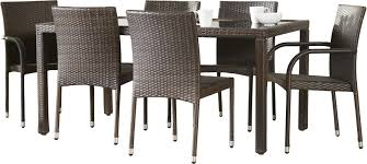 7pc Dining Room Sets by Brayden Studio Ginsburg 7 Piece Dining Set U0026 Reviews Wayfair