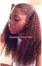 Weave Hairstyles For Natural Hair 15 Amazing Ideas For Your Next Curly Weave