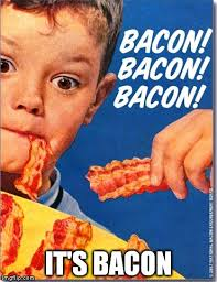 Bacon Strips And Bacon Strips Meme - and you thought beggin strips was just for dogs imgflip