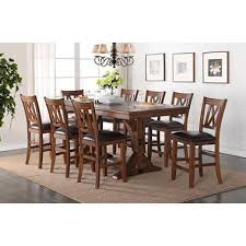 member u0027s mark harshaw counter height dining table and chairs 9