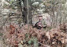 Ground Blinds For Deer Hunting Ground Blind Bowhunting Getting Face To Face With Whitetails