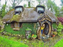 real hobbit house real life hobbit house imagines the fantastical book into a cozy home