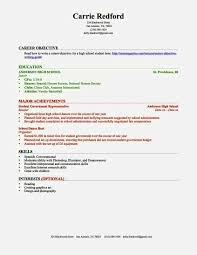 resume templates for highschool students resume template for highschool students with no work experience