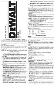 dewalt dw682 k biscuit joiner joiner manual