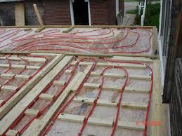 diy awesome diy electric radiant floor heating cool home design