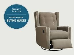 Glider Rocking Chairs Nursery Furniture Fabric Rocking Chair For Nursery Glider Chair