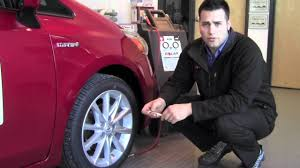 tire pressure toyota prius 2012 toyota prius v tire pressure monitor system how to by