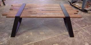 small metal table legs creative of coffee table legs metal wonderful metal coffee table