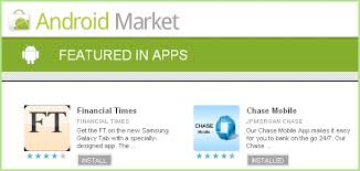 android market app android market if your app never downloads cnet
