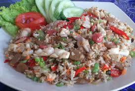 cara membuat nasi goreng untuk satu porsi resep cara membuat nasi goreng gila super pedas yang menggugah