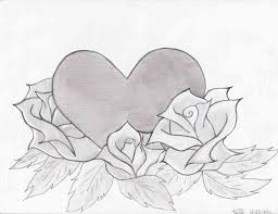 eletragesi simple roses drawings with skulls easy rose drawing