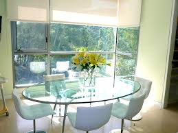 furniture cute glass top dining sets room modern small dinette