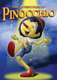 illustration adventures pinocchio