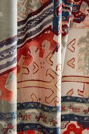 Anthropologie Home Decor White Ruffle Shower Curtain Anthropologie Showers Decoration