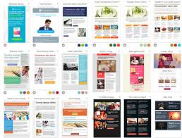 design active campaign and convert kit email template opt in by