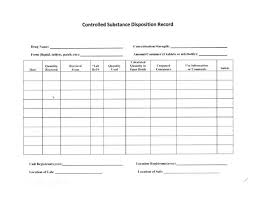 Controlled Substance Log Sheet Template Understanding Maintaining Ny Controlled Substance Compliance Vmcli