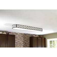 kitchen ceiling fluorescent light fixtures astounding kitchen ceiling fluorescent light fixtures gallery or