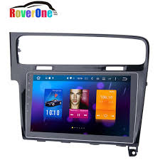 vii android roverone octa android 6 0 for volkswagen for vw golf 7