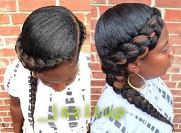 black goddess braids hairstyles 60 inspiring exles of goddess braids