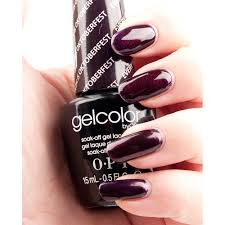 opi gelcolor every month is oktoberfest opi from tailormade