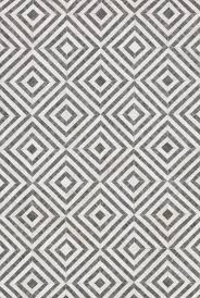 White And Gray Area Rug Black And White Rug Modern Rugs