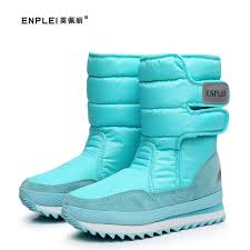 s boots waterproof enplei autumn and winter s boots plush boots warm