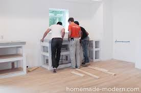 Flooring And Kitchen Cabinets For Less Homemade Modern Ep86 Kitchen Cabinets