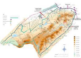 Edinburgh Map Pentland Hills Regional Park Map Pentland Hills Regional Park