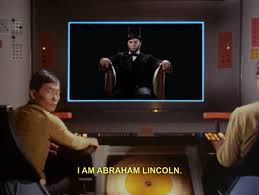 Star Trek Kink Meme - mark watches star trek s03e22 the savage curtain