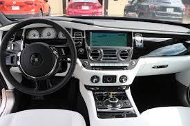 rolls royce wraith interior 2017 test drive 2017 rolls royce wraith exhausted ca