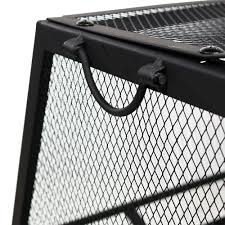 Fire Pit Grille by Sunnydaze Northland Grill Fire Pit U0026 Protective Cover
