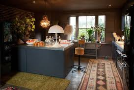 Eclectic Home Design Inc Abigail Ahern U0027s Dark And Dramatic East London Eclectic Home