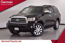 toyota new 2017 new 2017 toyota sequoia limited 4d sport utility in columbus 55111