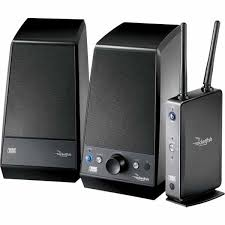 Bookshelf Computer Speakers Rocketboost Wireless Bookshelf Speakers Review