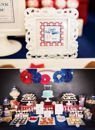 baseball baby shower ideas baseball baby shower dessert table babies and ticket invitation