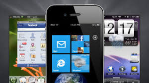 make android look like iphone make your jailbroken iphone look like android windows phone 7 or