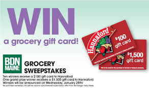 win gift cards enter to win a 1500 hannaford gift card uncategorized bangor