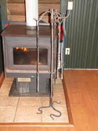 fireplace fireplace poker set cast iron fireplace tools