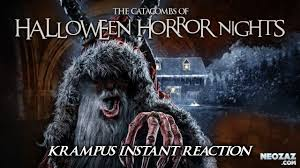 halloween horror nights tips the catacombs of halloween horror nights krampus instant