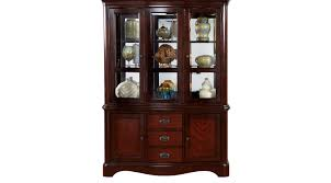 how to display china in a cabinet corner curios china cabinet furniture