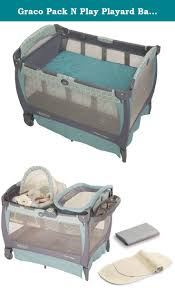 Graco Pack And Play With Bassinet And Changing Table Graco Pack N Play Playard Bassinet Changer With Cuddle Cove