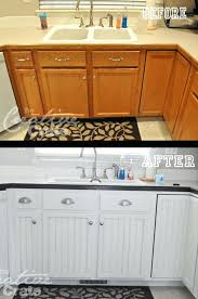 kitchen cabinet update restore old kitchen cabinets update your cabinets with trim pieces
