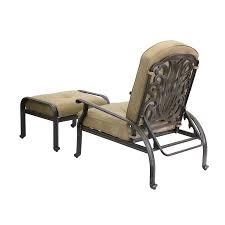 Patio Club Chairs Reclining Patio Chair