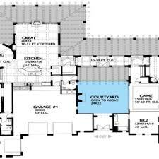 house floor plan sles spanish house plan story coastal style home floor plans courtyard