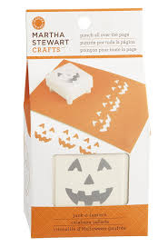 amazon com martha stewart crafts all over the page punch jack o