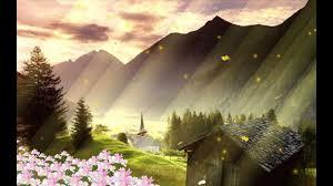 beautiful landscape animated wallpaper http www desktopanimated