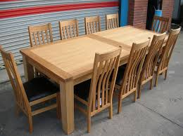 big dining tables excellent 14 large dining tables to seat 10 12