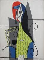 An Armchair Pablo Picasso Woman In An Armchair 1927