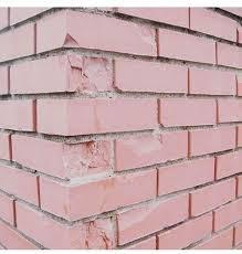 Pink Brick Wall Pink Bricks